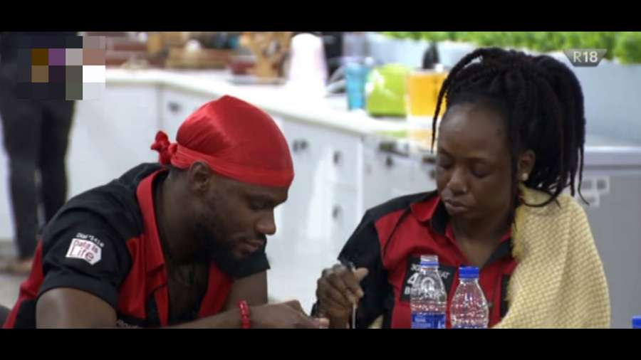 BBNaija: 'You're too dull for me in this relationship thing' – Tolanibaj to Prince