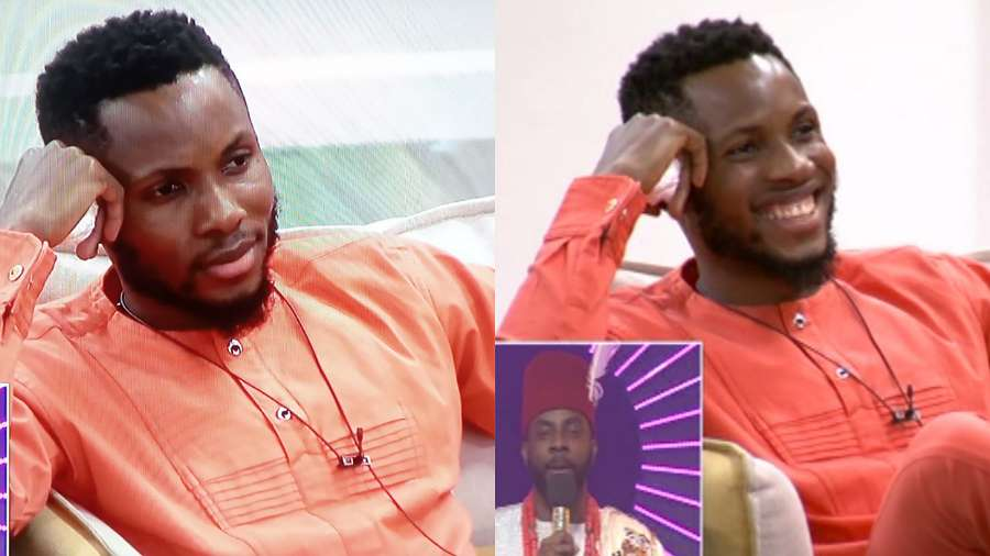 BBNaija: Brighto denies Ebuka on national TV