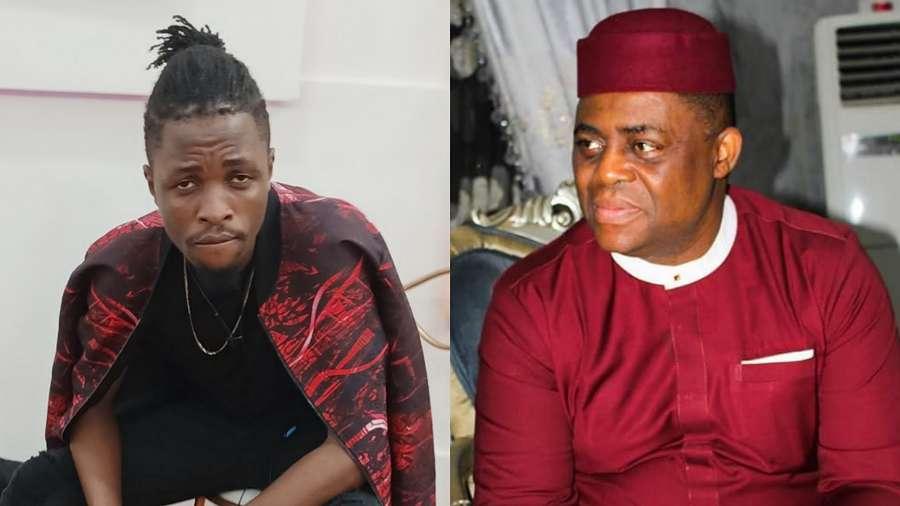 Femi Fani-Kayode blasts BBNaija Laycon's fans