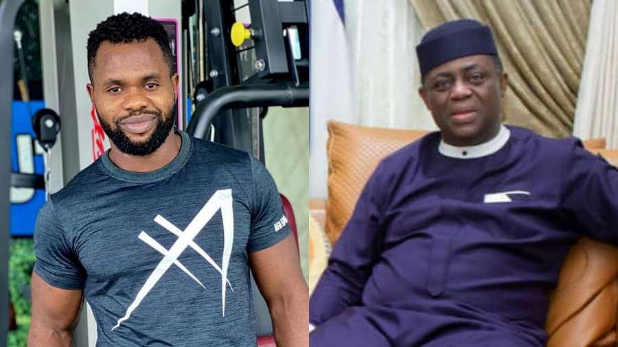 BBNaija's Kemen replies Femi Fani-Kayode after he slammed show viewers