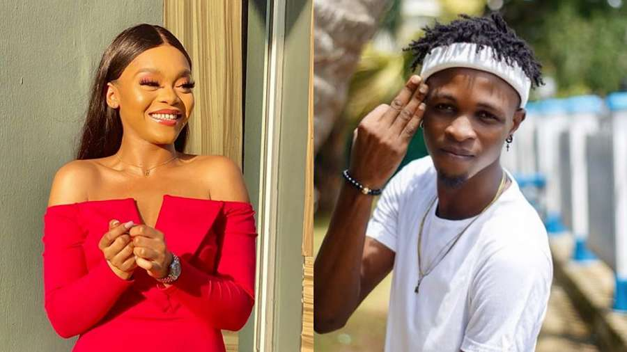 BBNaija: Laycon says he'll like to 'date' Lilo if he's given a chance