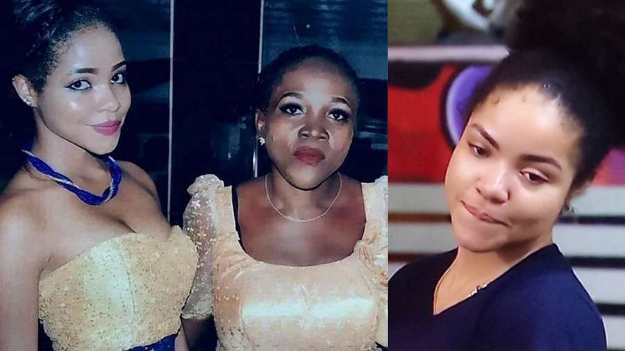 'My late mom would have auditioned for BBNaija show' – Nengi said as photo of them surfaces