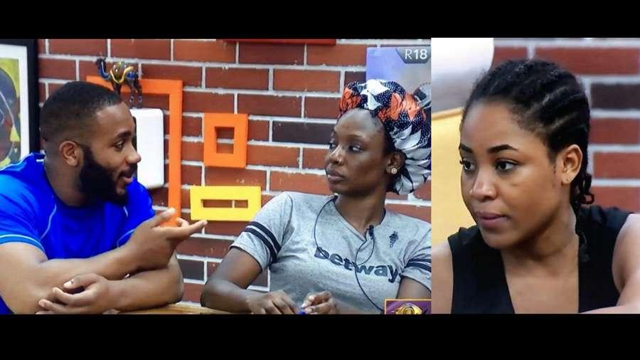 BBNaija: Tolanibaj vows to fight Kiddwaya if he allows Erica cry again