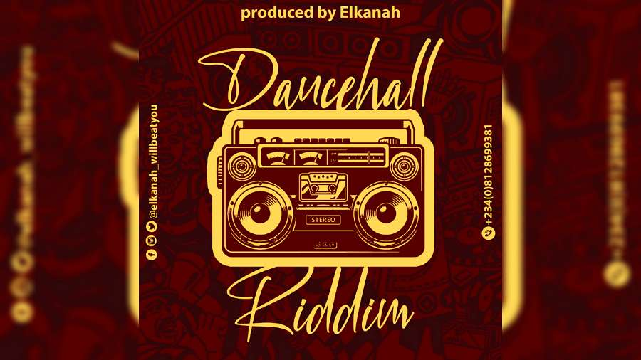 Download Freebeat Dancehall Riddim – Crayon Type Beat Instrumental (Prod. By Elkanah)