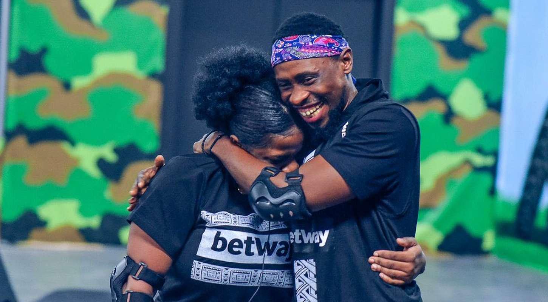 BBNaija: Trikytee earns 20 BB Naira as week 7 Betway Arena Games winner