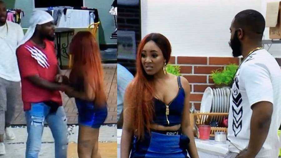 BBNaija: Erica blames Prince, Kiddwaya for not taking sides in altercation with Laycon