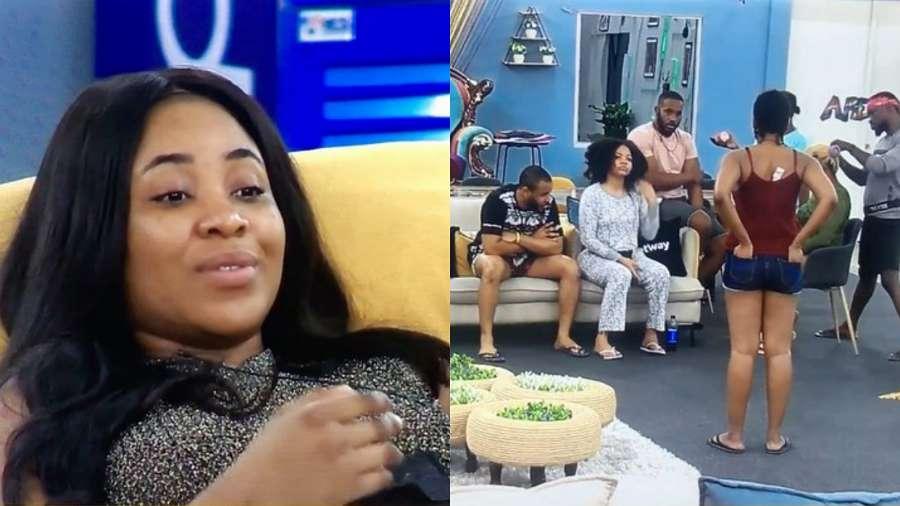 BBNaija: Erica tenders apology to co-housemates for her outburst