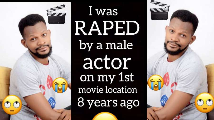 'I was raped 8 years ago by a fellow actor' – Uche Maduagwu recounts