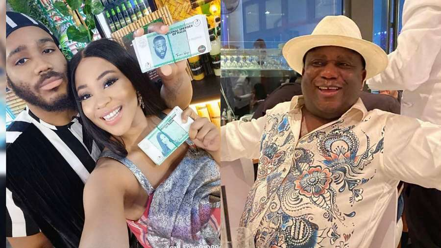 BBNaija: Kiddwaya's dad Terry Waya shares first experience with Erica after her disqualification