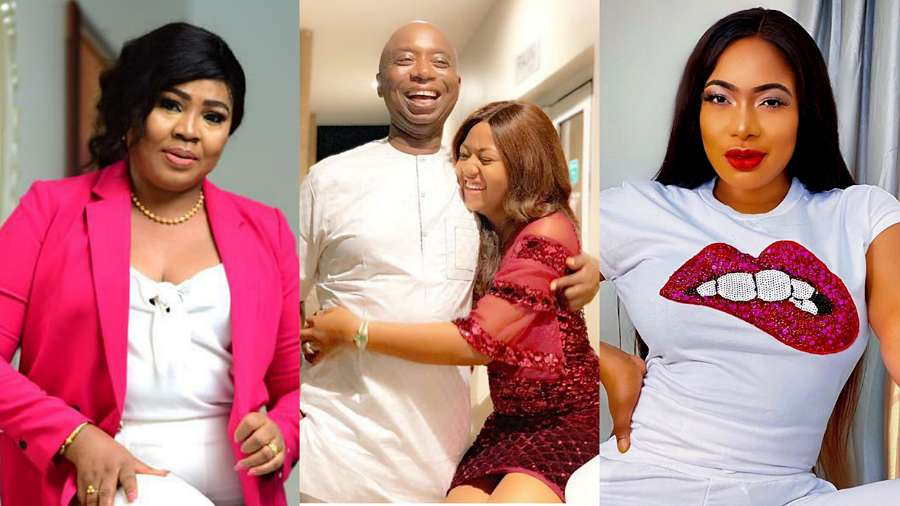 Regina Daniels' mom Rita denies attacking actress Chika Ike over snatching her daughter's husband
