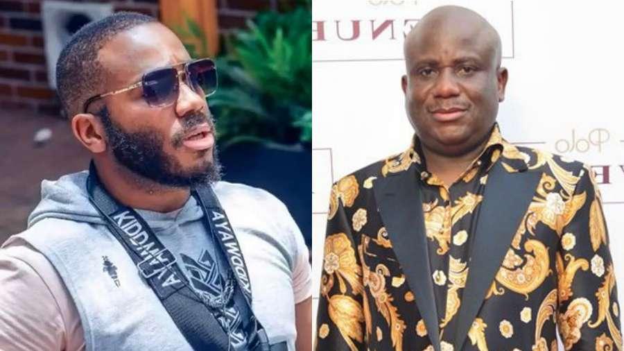 BBNaija: Terry Waya finally reacts to his son Kiddwaya's eviction