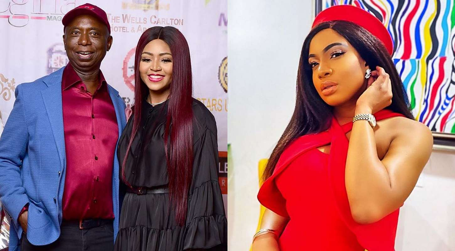 Regina Daniels: 'Never do I want to become anyone's 7th wife' – Chika Ike debunks rumour