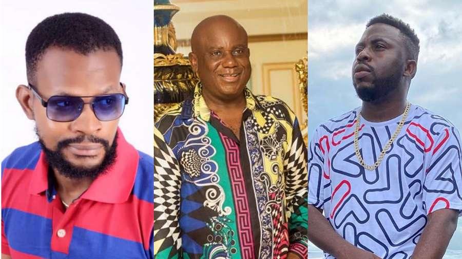 Uche Maduagwu attacks Samklef over blaming Terry Waya for his son Kiddwaya's eviction