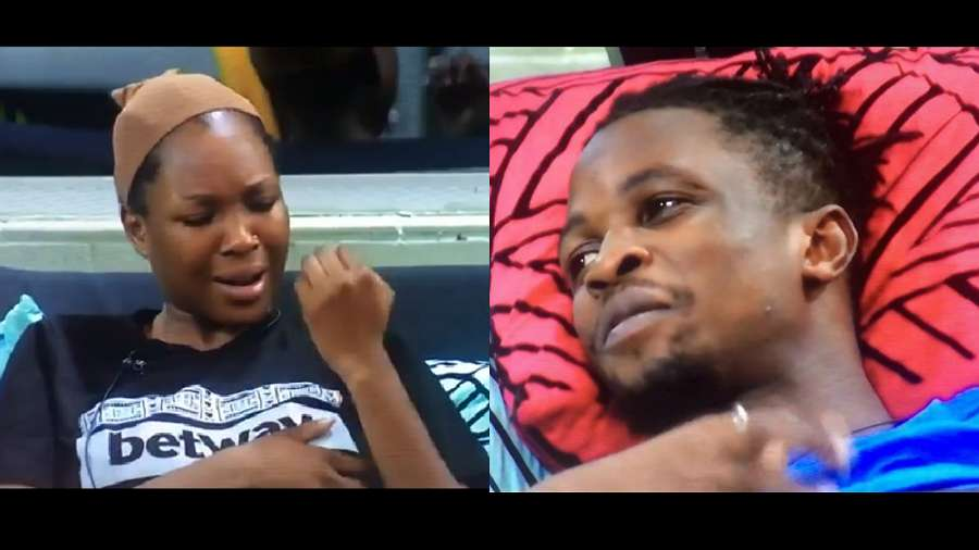BBNaija: Vee vows to go under the duvet with Neo outside Biggie's House, reveals why