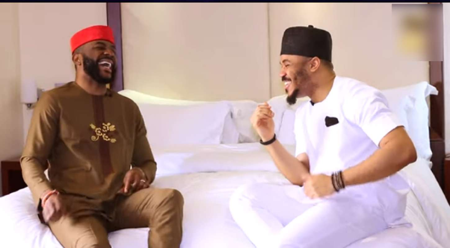 BBNaija: 'Nengi is a complete package for me, I wouldn't care giving birth to albino kids' – Ozo tells Ebuka