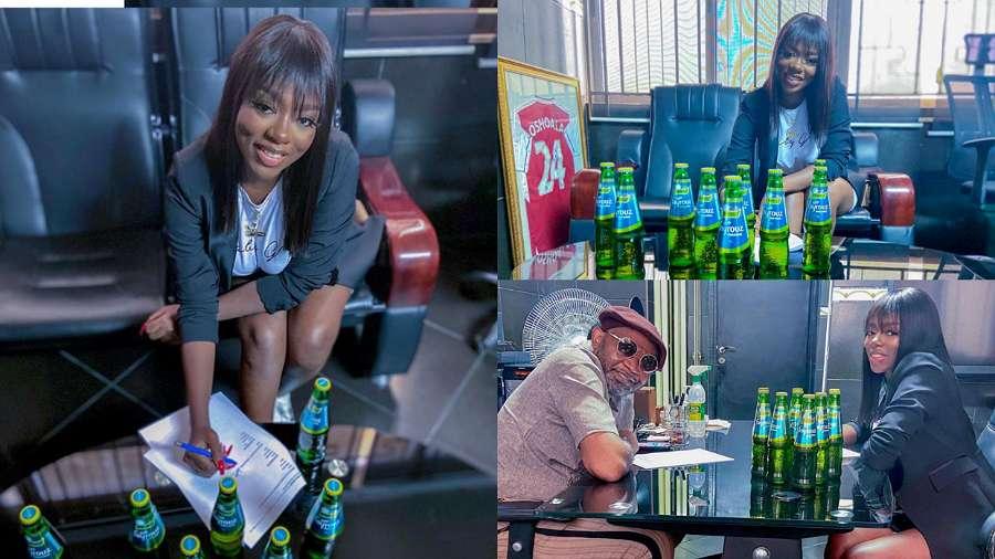 BBNaija: Diane joins Fayrouz Nigeria as brand ambassador