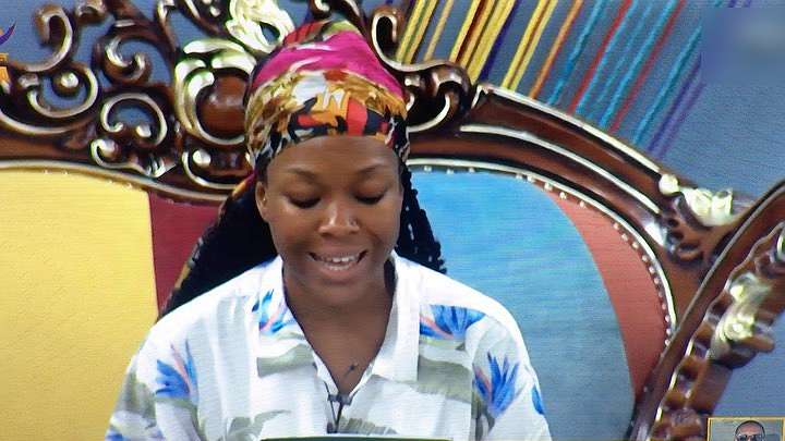 BBNaija: Biggie assigns Vee as Head of House for 24 hours