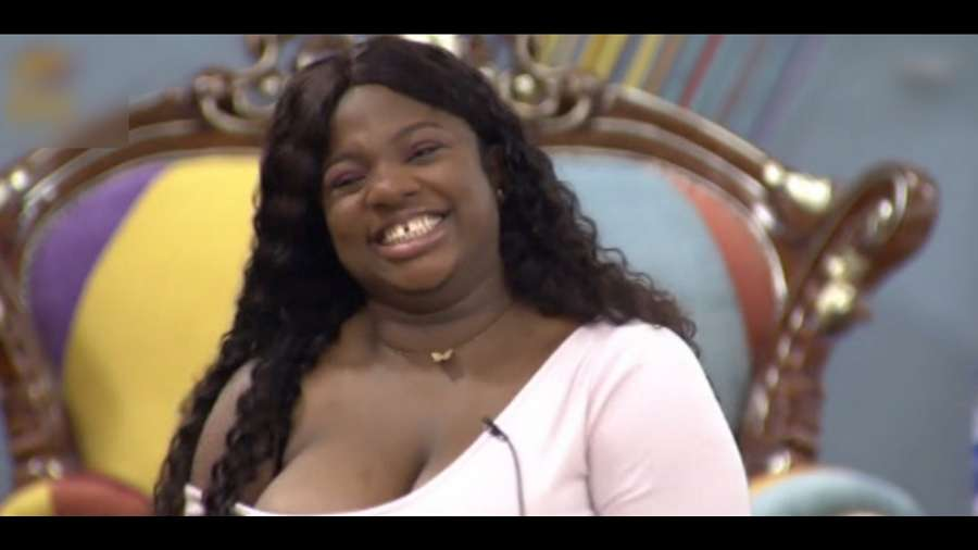 BBNaija: Dorathy becomes new Head of House for 24 hours