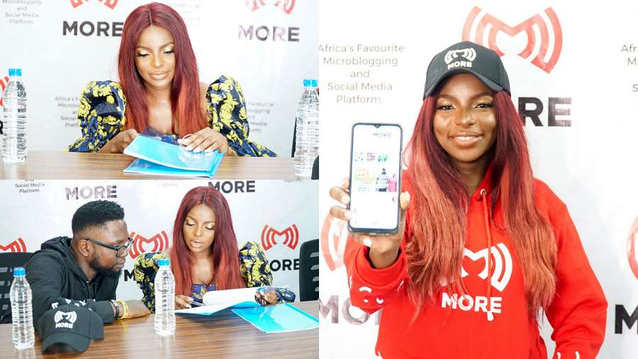 BBNaija: Wathoni joins Lilo as MoreBuzz brand ambassador