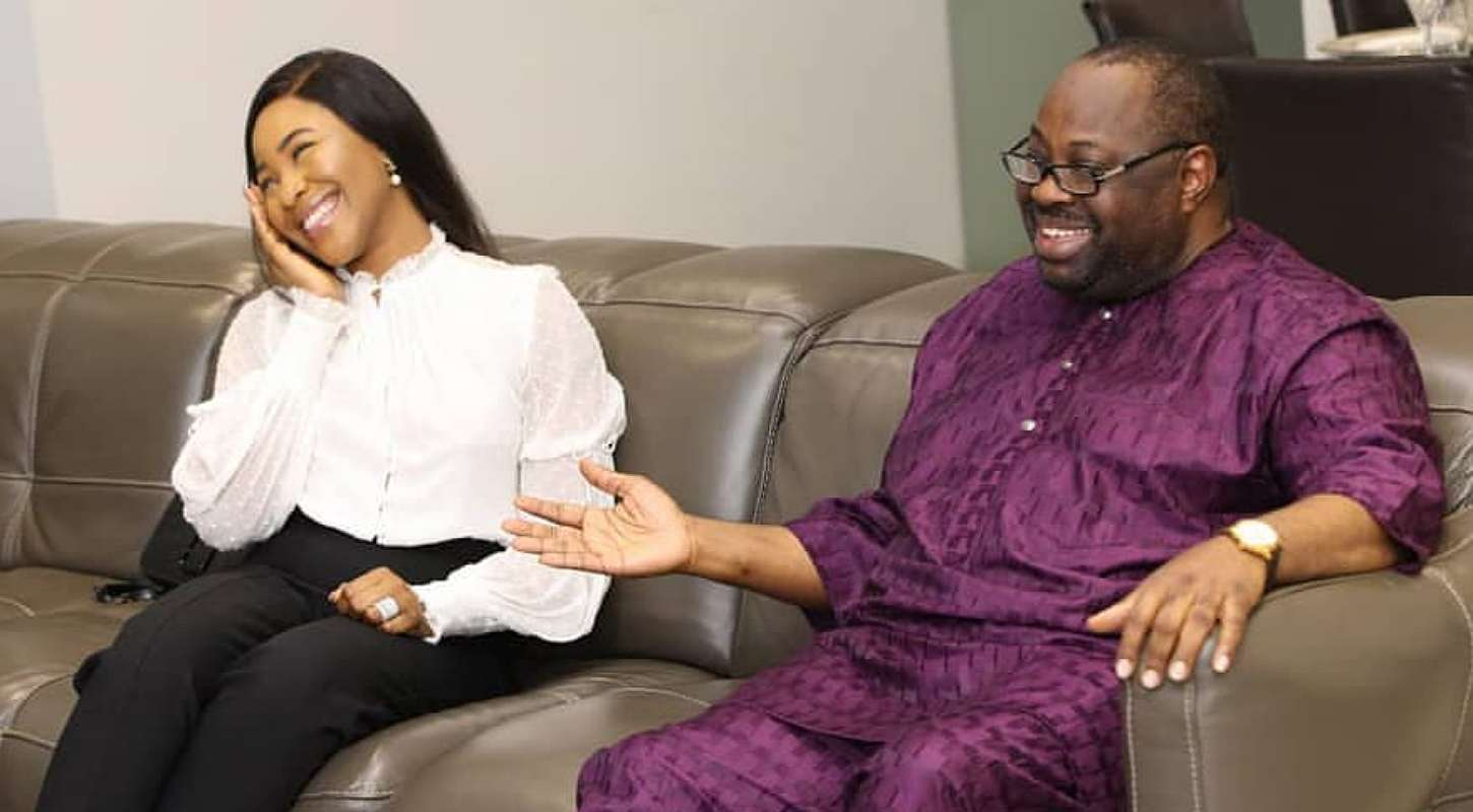 BBNaija: Nigerians react after Dele Momodu said Erica has reunited Africa more than African Union