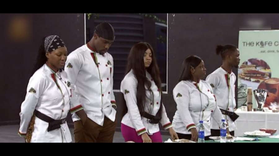 BBNaija: Top 5 Housemates earn three months of free food groceries, courtesy of Amazon Farms