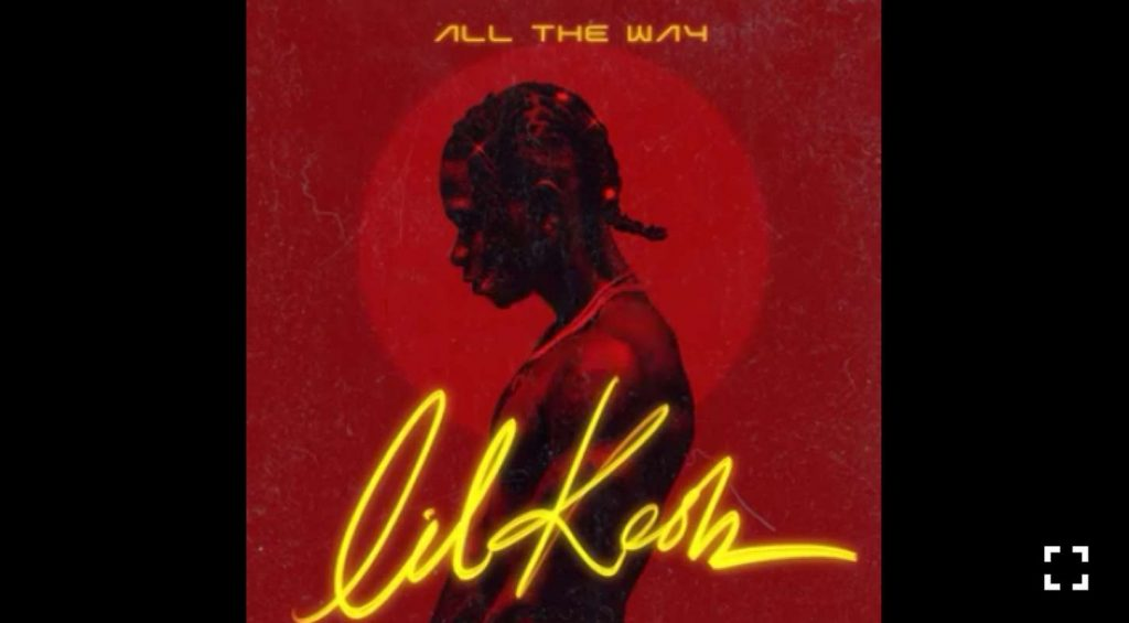 Download Instrumental Lil Kesh – All The Way (Reprod by Melodysongz)