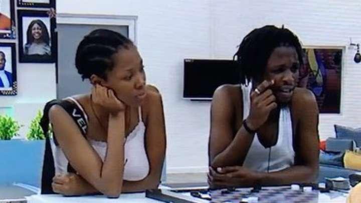 BBNaija: 'Erica got disqualified because of me' – Laycon