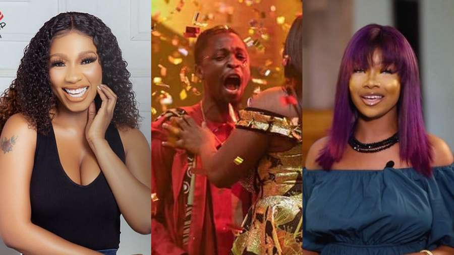 BBNaija: Mercy Eke, Tacha, others congratulate season 5 Lockdown show winner, Laycon