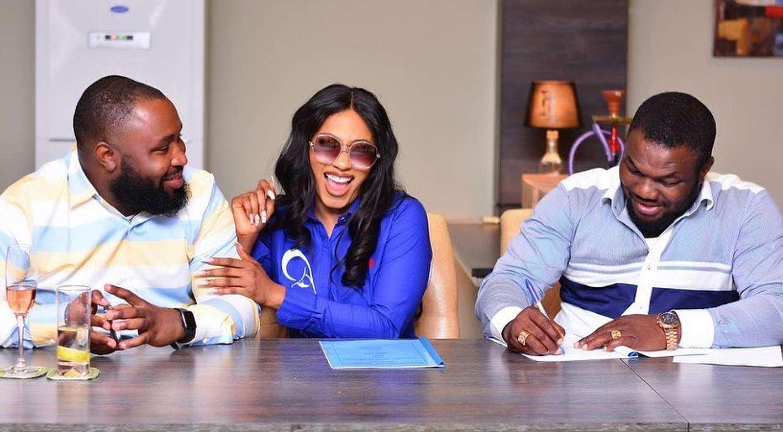 BBNaija: Mercy Eke bags international deal
