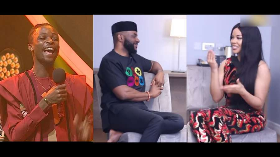 BBNaija: Nengi reveals to Ebuka when in the House she knew Laycon was going to be winner