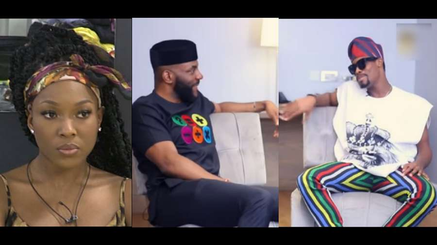 BBNaija: Making money is more important now, Vee isn't in the picture – Neo tells Ebuka