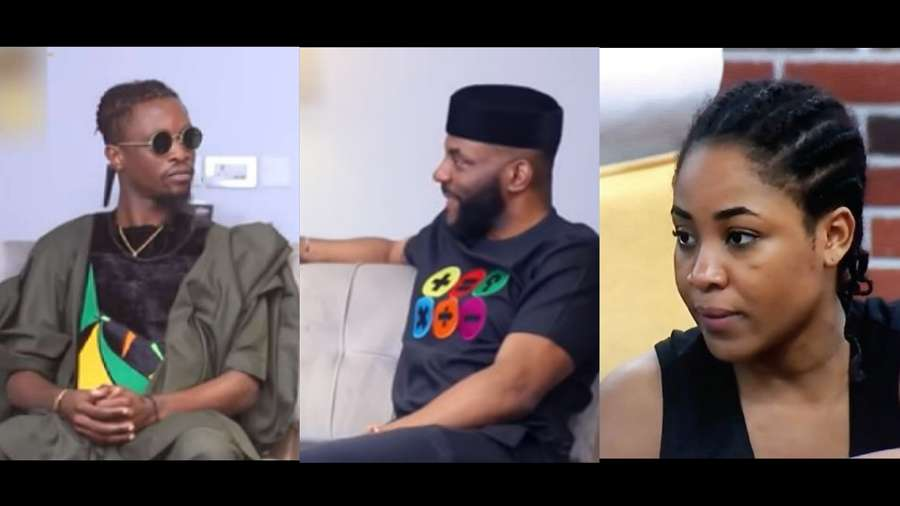BBNaija: 'I didn't portray Erica as a bad person to other Housemates' – Laycon explains to Ebuka
