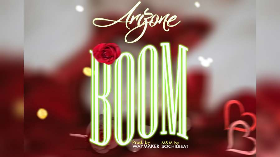 NEW MUSIC: Arizone – Boom