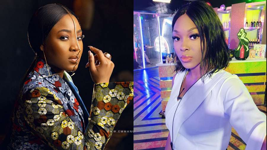 BBNaija: 'I like Erica a lot, I didn't take things personal with her' – Vee clears
