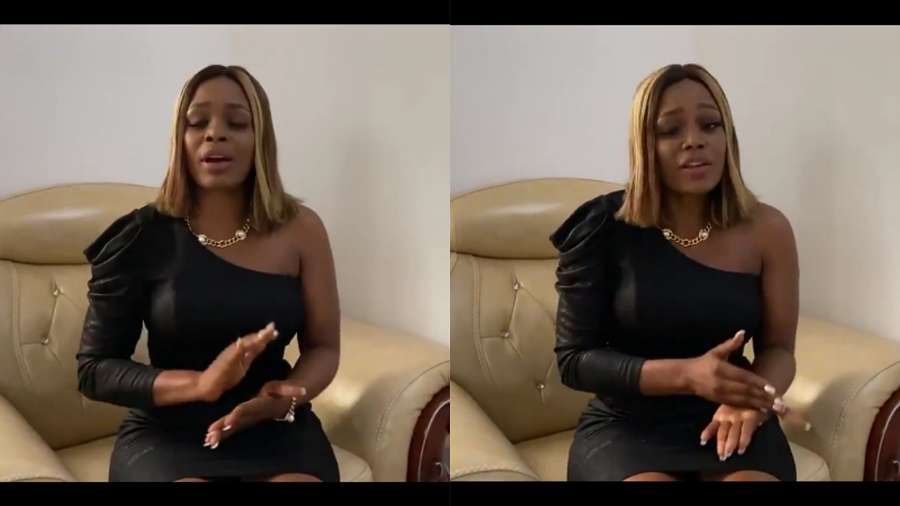 EndSARS: BBNaija star Kaisha shares heartwarming advice on the way forward (video)