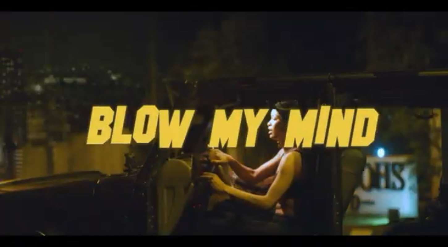 Jezzyken – Blow My Mind (Official Video)