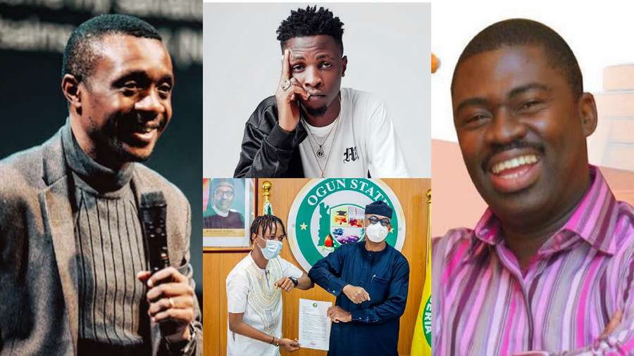 Pastors Wale, Nathaniel call out Governor Abiodun for making Laycon youth ambassador with cash rewards, house