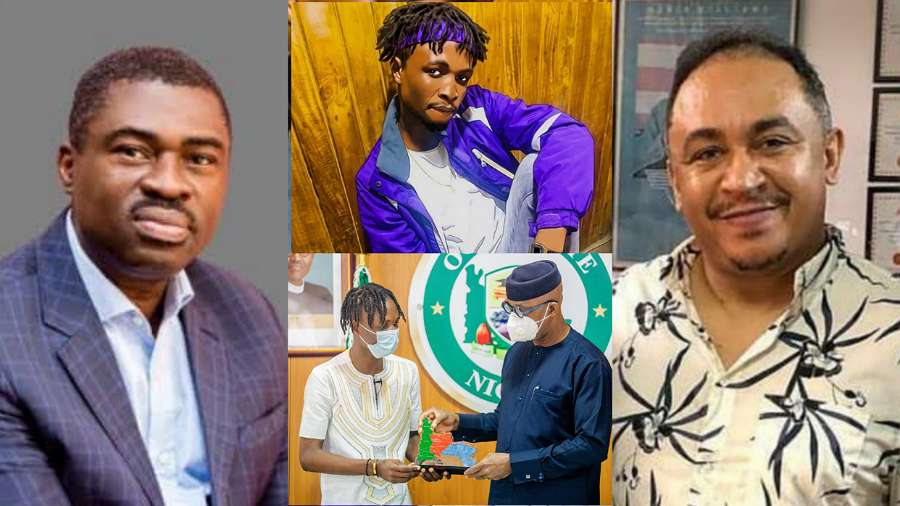Daddy Freeze slams pastor Wale after he condemned BBNaija Laycon's appointment as Youth Ambassador
