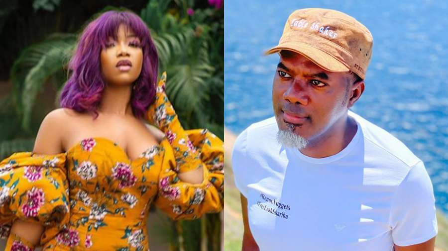 Reno Omokri comes at Tacha after she rebuked taking part in EndSARS protest