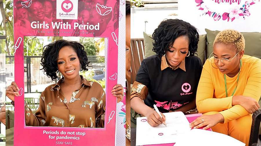 BBNaija: Khafi joins advocate group, Girls With Period