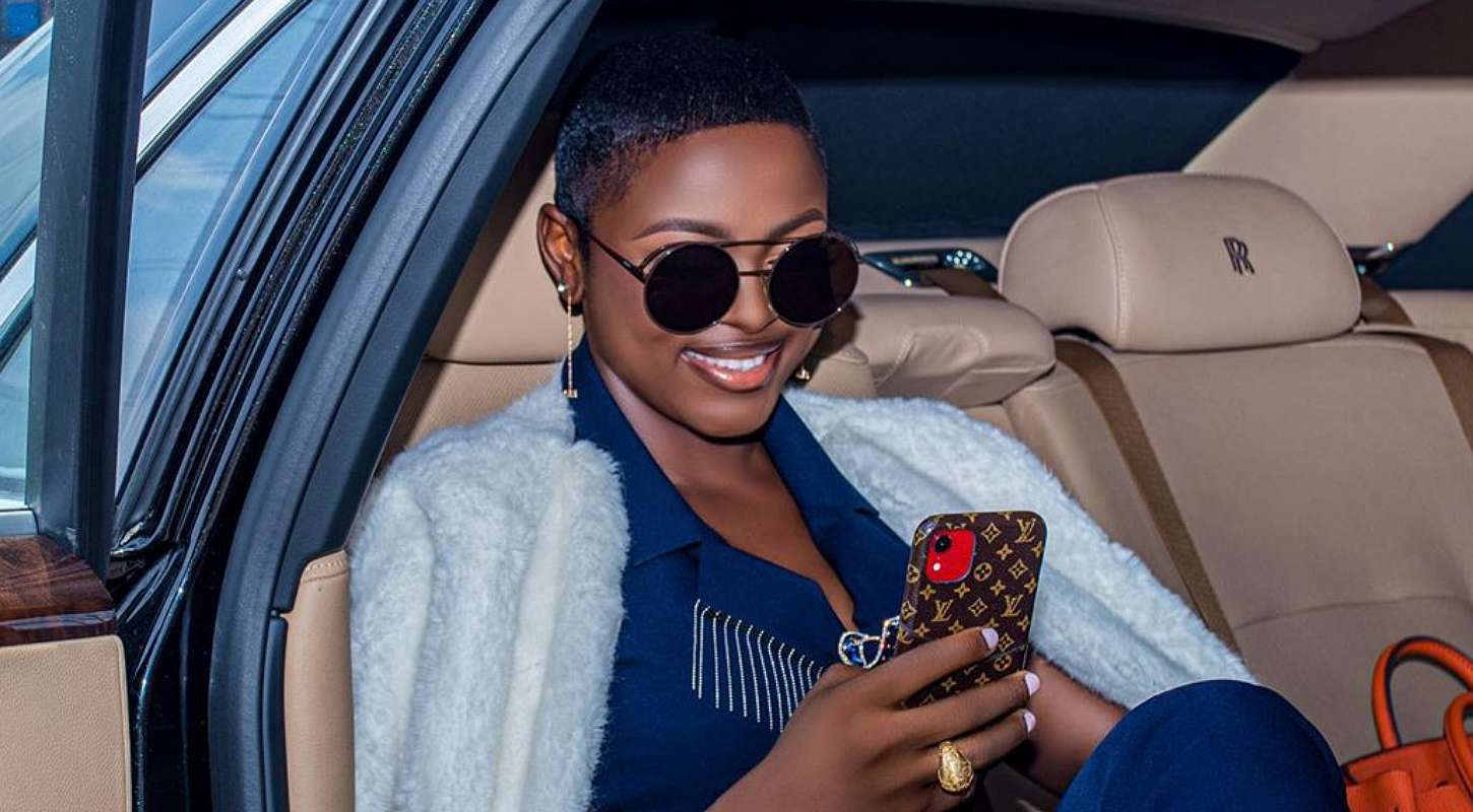 BBNaija's Ka3na clears air on what happened between her and workers over unpaid salary claim