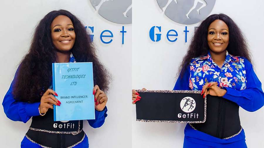 BBNaija's Lucy happy to join GetFit NG as brand ambassador