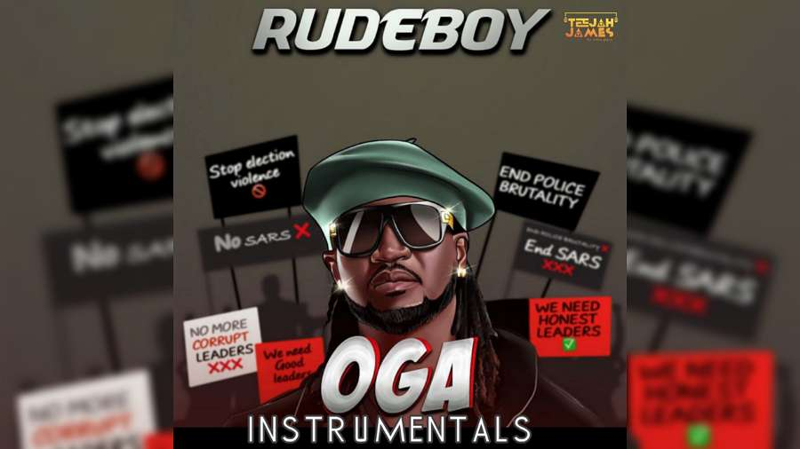 Download Instrumental Rudeboy – Oga (Reprod. By Teejah James)
