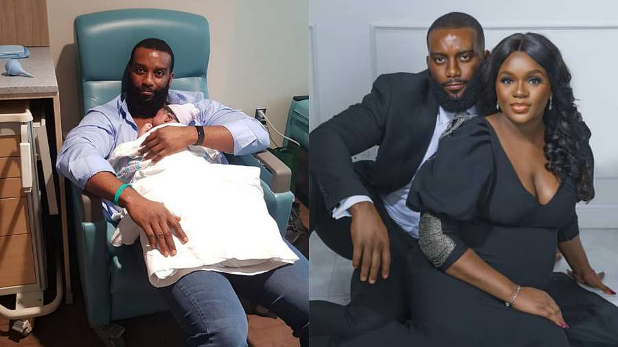 Gulder Ultimate Search 2007 winner, Dominic Mudabai becomes a dad