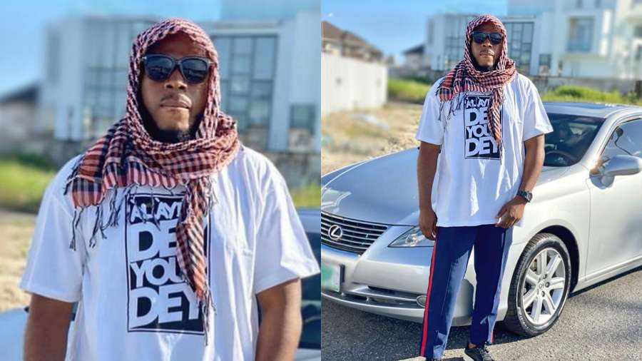 BBNaija's Frodd reacts after fans accused him of selling his Benz for a cheaper car
