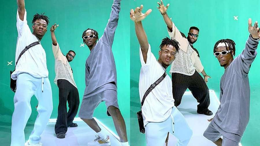 Join #NobodyIconChallenge on Triller App by Dj Neptune, Laycon and Joeboy