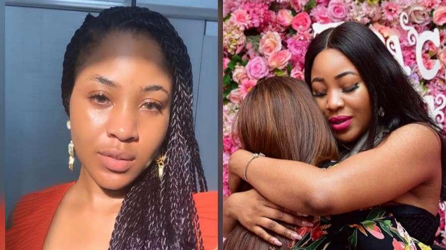 Fans offer prayers for BBNaija star Erica as she falls sick