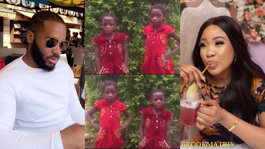 Rival fans react after two Ugandan kids were seen expressing their love for Erica and Kiddwaya