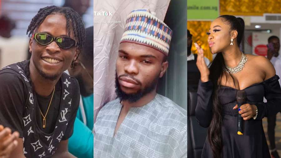 Man reveals why BBNaija's Erica snubbed Laycon at Dorathy's party (video)