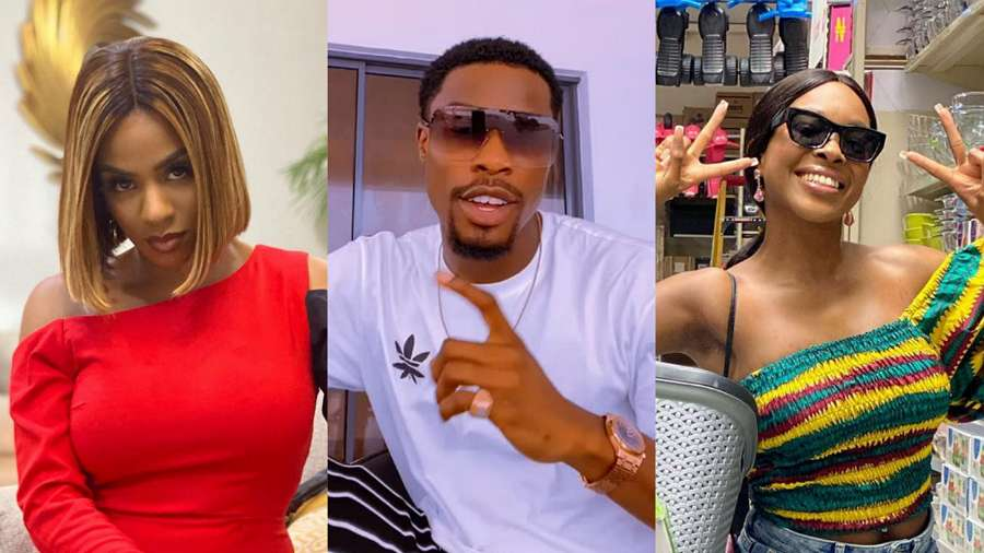 'Venita has no say on matter between me and Vee' – BBNaija's Neo finally replies his cousin (video)